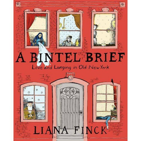 A Bintel Brief - by  Liana Finck (Paperback) - image 1 of 1