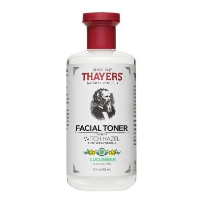 Thayers Witch Hazel Alcohol Free Toner Cucumber - 12oz