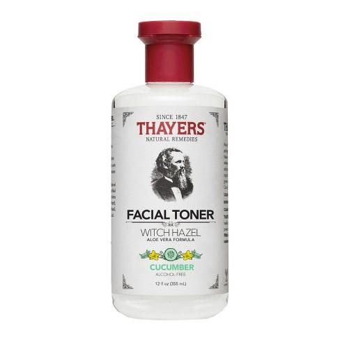 Thayers Witch Hazel Alcohol Free Toner Cucumber - 12 oz - image 1 of 3