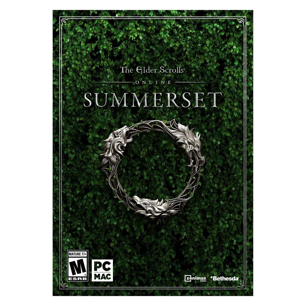 The Elder Scrolls Online Summerset - PC Game