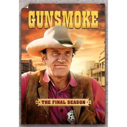 Gunsmoke: The Final Season (DVD) - image 1 of 1