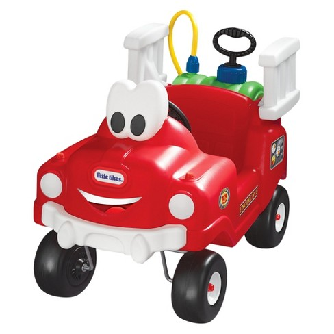 Little Tikes Spray & Rescue Fire Truck - image 1 of 2