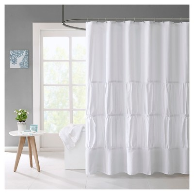 Shower Curtain - White