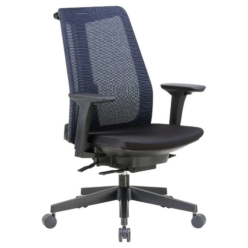 Contemporary Executive Chair - Black - Boss - image 1 of 1