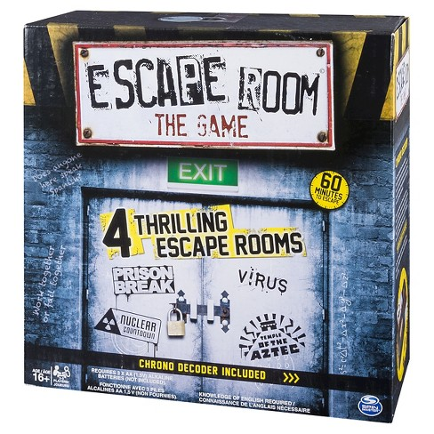 Escape Room The Game Target