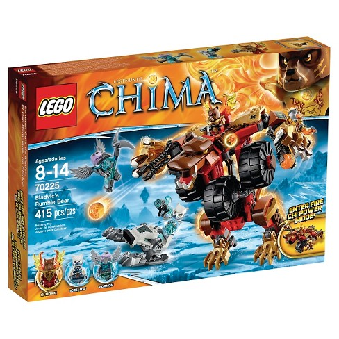 LEGO® Chima Bladvic's Rumble Bear 70225 - image 1 of 13