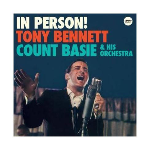Tony Bennett - In Person! (Vinyl) - image 1 of 1