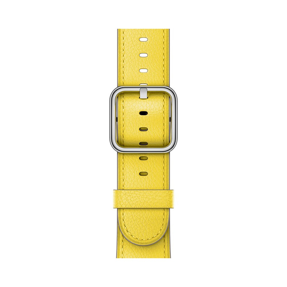 Apple Watch 42mm Classic Buckle Band - Spring Yellow