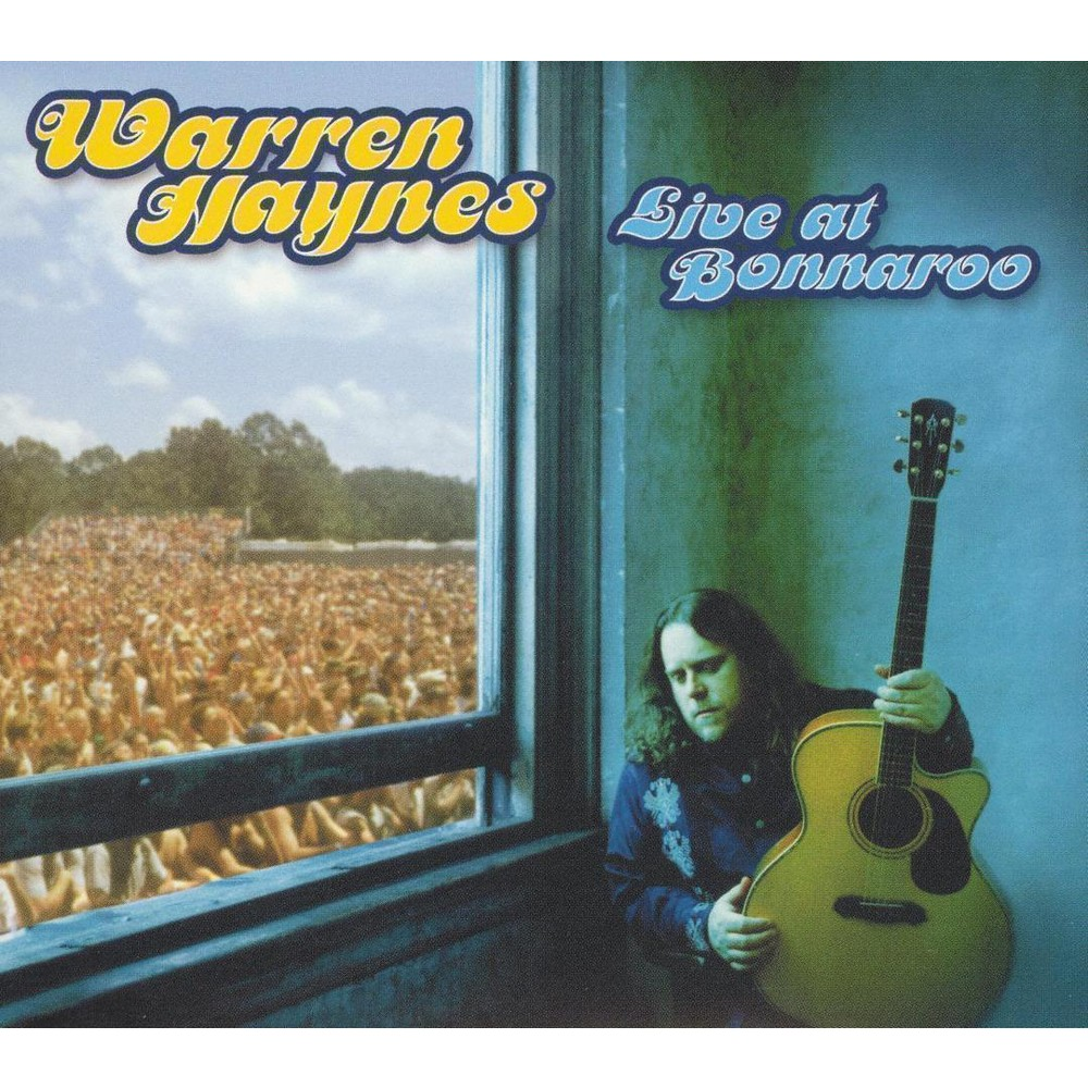 Warren Haynes - Live At Bonnaroo (CD)