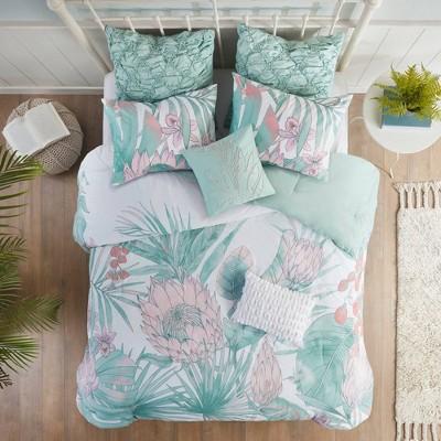 Mystic Cotton Printed Comforter Set