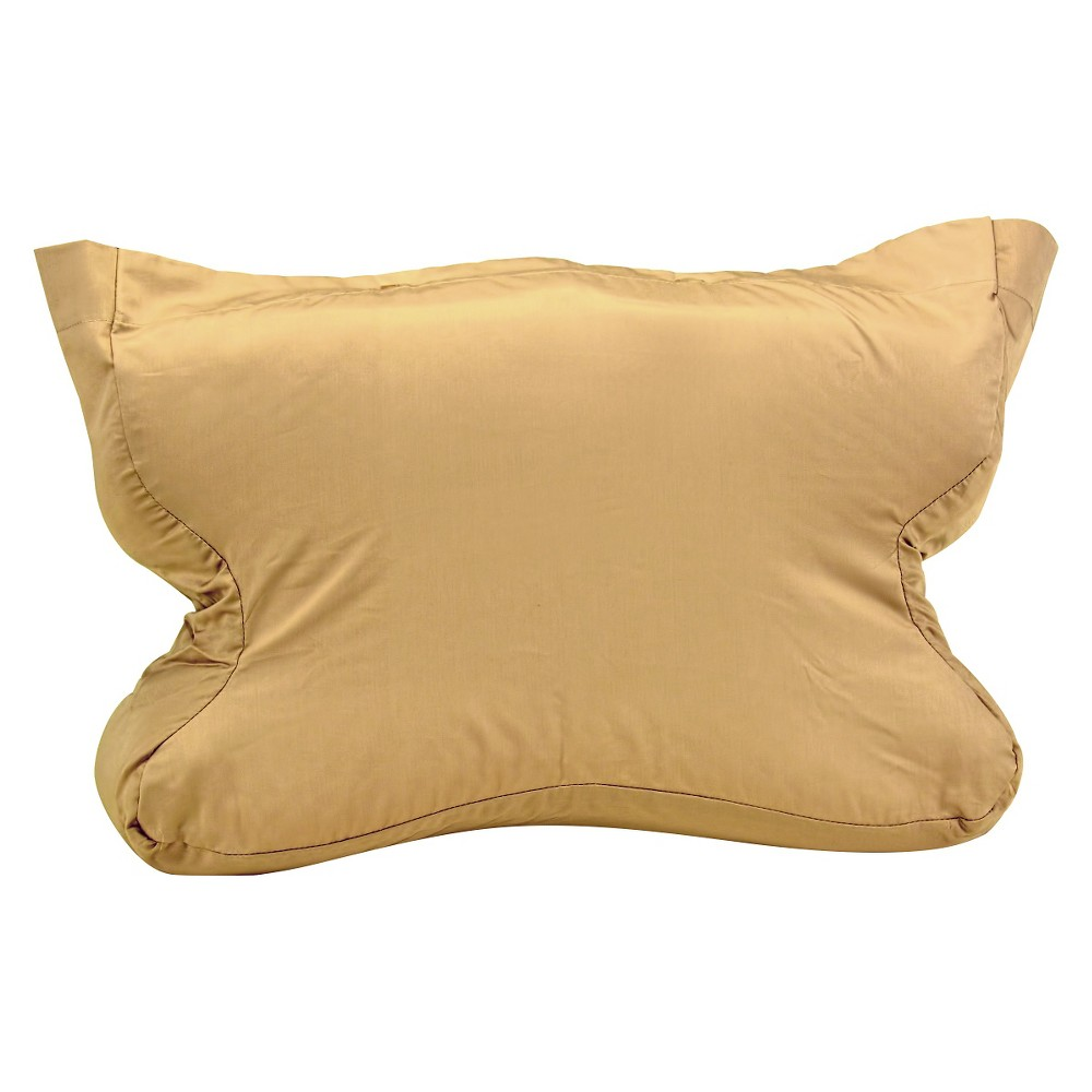 Image of Contour Products Cpap Max Pillow Case - Beige (Standard)