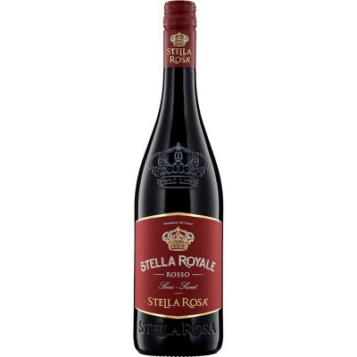 Stella Rosa Royale Rosso White Wine - 750ml Bottle