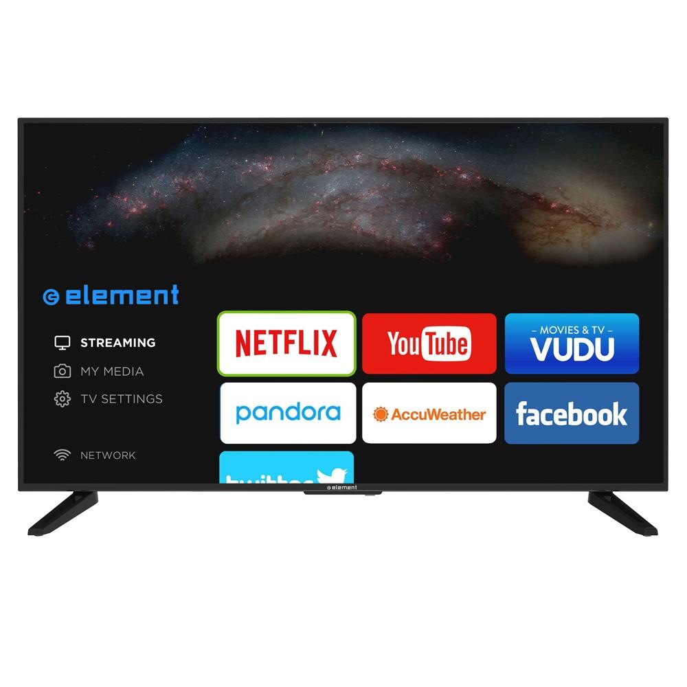 Element 55 4K Uhd 60Hz Smart TV (E4SFT5517)