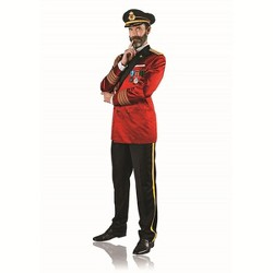 Costume Culture by Franco LLC Captain Obvious Adult Costume Size Standard