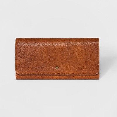Women's Flap Trifold Wallet - Universal Thread™