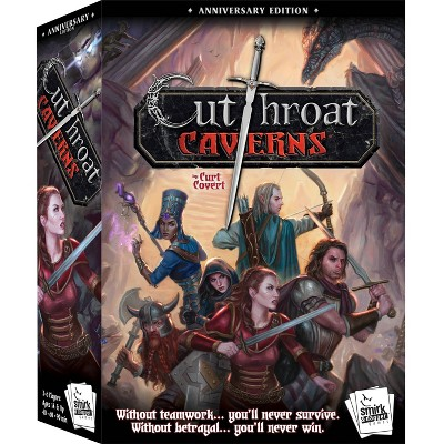 Cutthroat Caverns: Anniversary Edition Game
