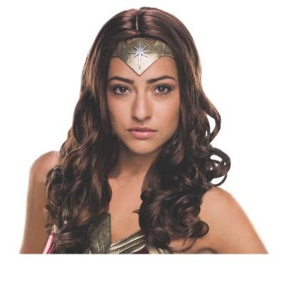 Rubies Wonder Woman Wig Adult