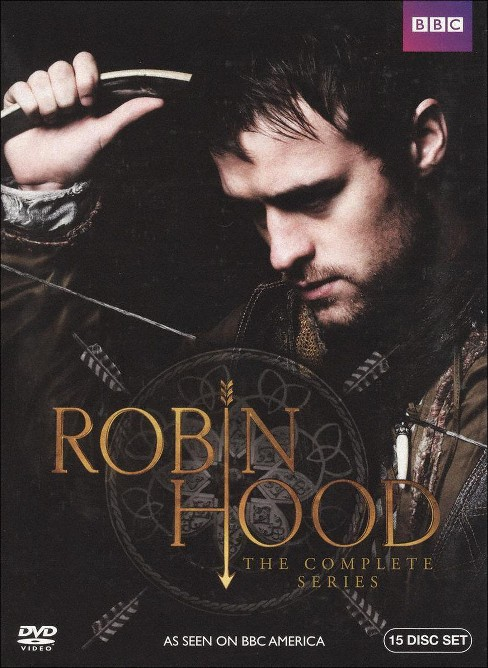 Robin hood:Complete series (DVD) - image 1 of 1