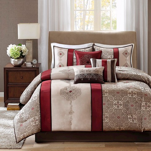 Perry Comforter Set 7pc - image 1 of 6