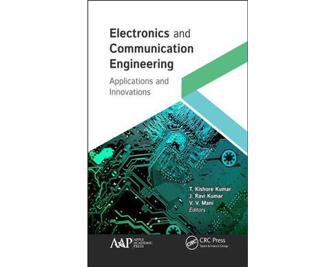 Electronics and Communication Engineering : Applications and Innovations -  (Hardcover) - image 1 of 1