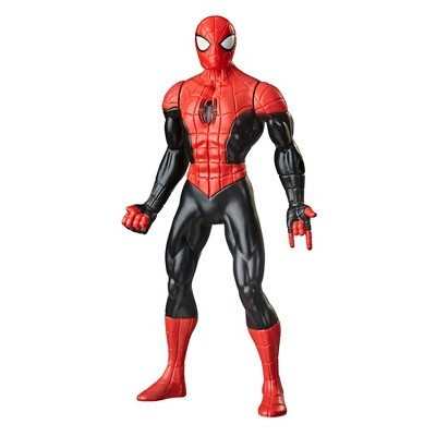Marvel Toy 9.5-inch Scale Collectible Super Hero Action Figure Spider-Man For Kids Ages 4 and Up