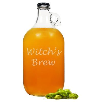 Halloween Witch's Brew Growler