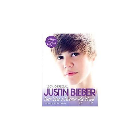 Justin Bieber (Paperback) by Justin Bieber - image 1 of 1