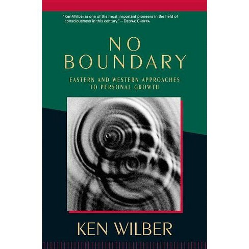 No Boundary - by  Ken Wilber (Paperback) - image 1 of 1