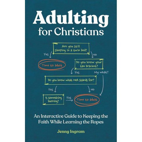 Adulting for Christians - by  Jenny Ingram (Paperback) - image 1 of 1