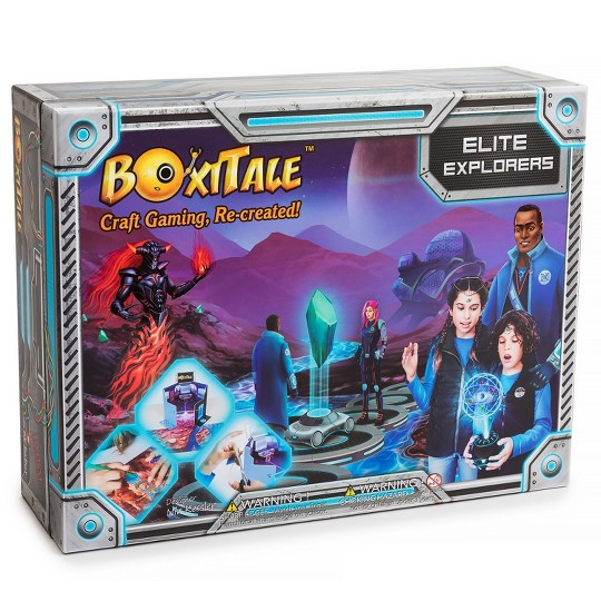 Boxitale Elite Explorers Game image number null
