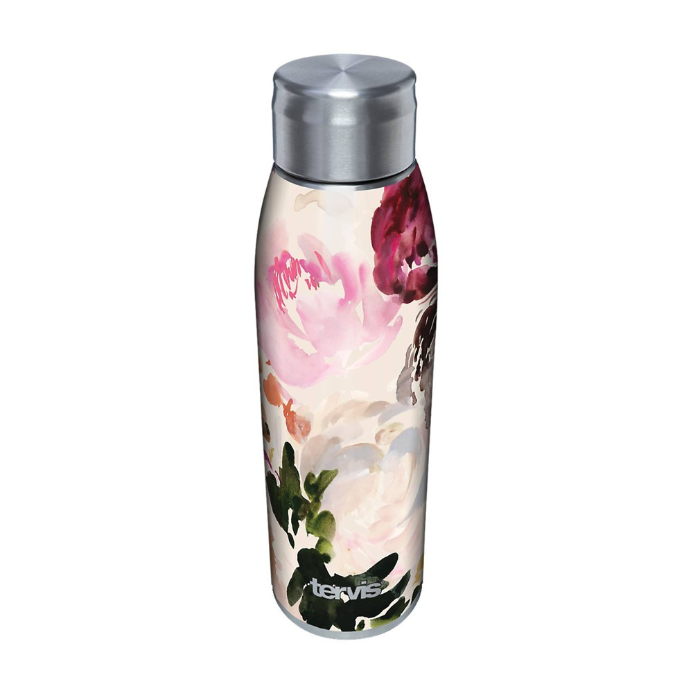 Coupons Tervis 17oz Stainless Steel Water Bottle - Kelly Ventura Posy