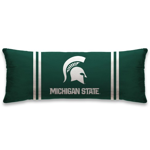 NCAA Michigan State Spartans Plush Body Pillow - image 1 of 1