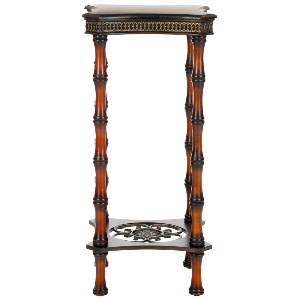 Blanch End Table - Safavieh, Brown