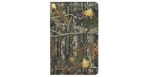Sportsman's Bible : New King James Version, Camo Cover, Leathertouch (Large Print) (Paperback) - image 1 of 1
