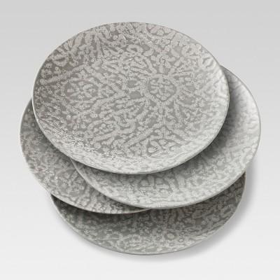 Tilla Salad Plate 8in Stoneware Set of 4 - Threshold™