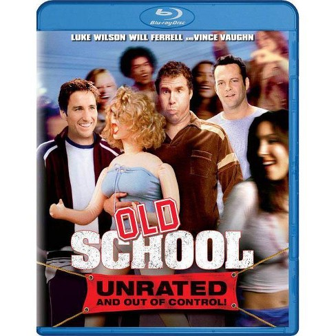 Old School (Blu-ray) - image 1 of 1