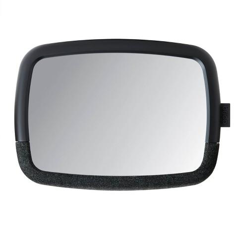 Munchkin Brica 360 Pivot Baby In-Sight Adjustable Car Mirror - Black - image 1 of 4
