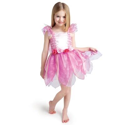 Northlight Pink Flower Petals Girl Children's Halloween Costume - Ages 2-3 Years