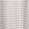 "2pc 36""x42"" Honeycomb Weave Curtain Panel Gray - Threshold™ - image 2 of 2"