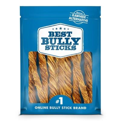 Best Bully Sticks Beef Tripe Twist Dog Treats - 10ct