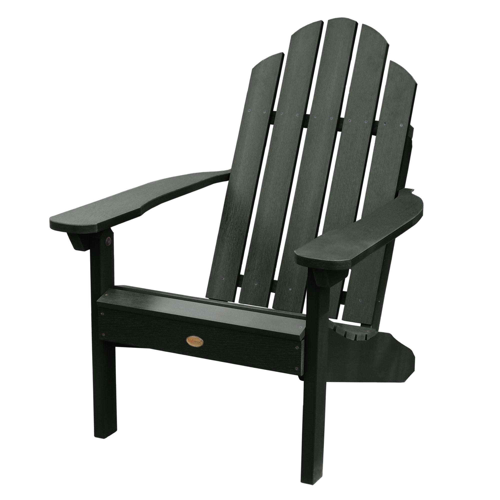 Classic Westport Adirondack Chair Charleston Green - Highwood