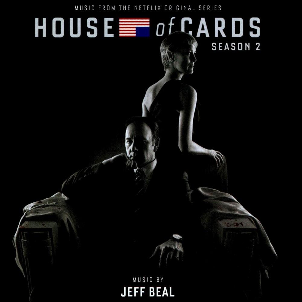 Jeff Beal - House Of Cards:Season 2 (Osc) (CD)