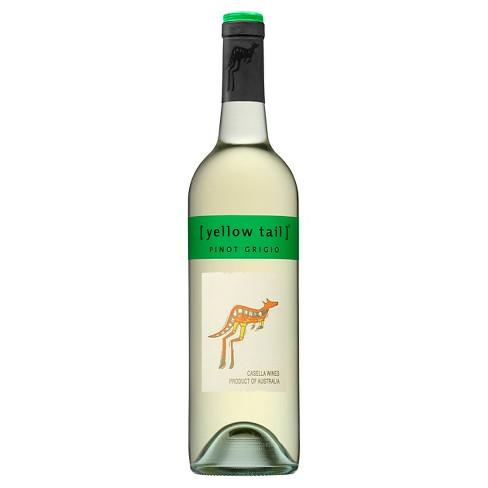 Yellow Tail Pinot Grigio White Wine - 750ml Bottle - image 1 of 1