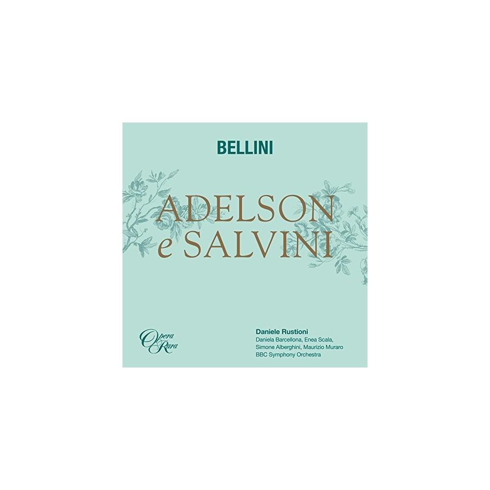 Bbc Symphony Orchest - Bellini:Adelson E Salvini (CD)