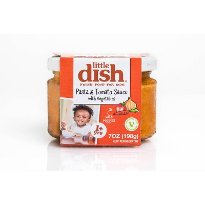 Little Dish Pasta & Tomato Sauce with Veggies Baby Food - 7oz