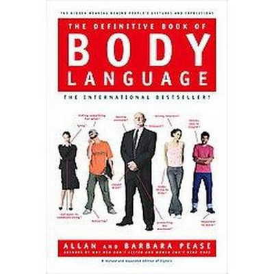 Allan And Barbara Pease The Definitive Book Of Body Language