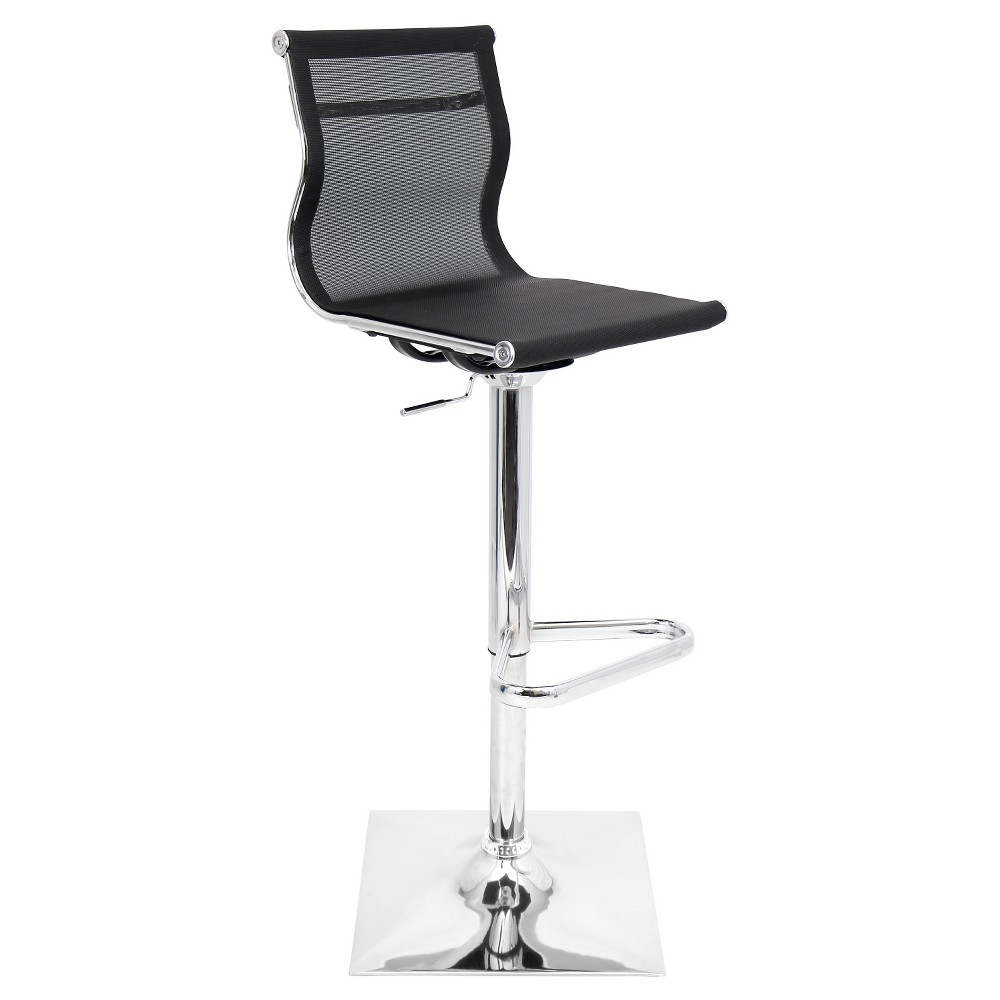 Excellent Mirage 3325 Barstool Metalblack Lumisource Pdpeps Interior Chair Design Pdpepsorg