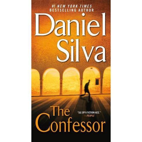The Confessor - (Gabriel Allon) by  Daniel Silva (Paperback) - image 1 of 1