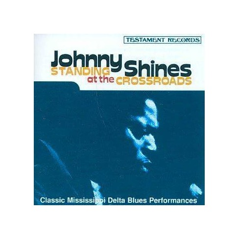 Johnny Shines - Standing at the Crossroads (CD) - image 1 of 1