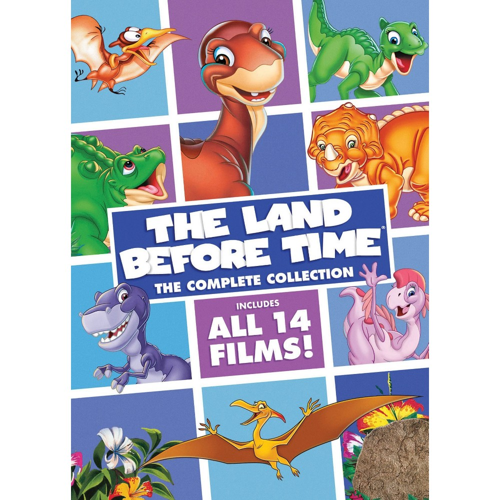 Land Before Time: The Complete Collection (DVD)